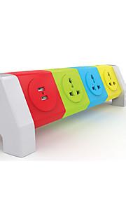 2 USB Ports Fast Intelligent adapter