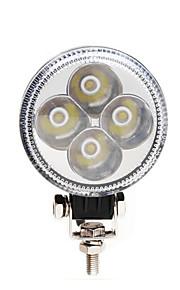 12W kleine zon lamp geleid werk lamp licht goederen 3 inch bouwmachines extra lamp onderhoud rijden licht