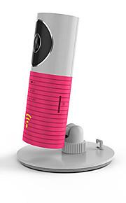 intelligente huishoudelijke meetnet draadloze camera zichtbaar intercominstallatie nachtzicht