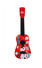 juguete música Nailon / Madera Rojo / Azul puzzle de juguete juguete música