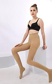 BONAS Women's Solid Color Medium Legging-7258