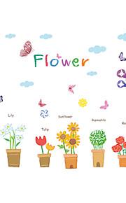 Animaux / Botanique / Bande dessinée / Mots& Citations / Nature morte / Mode / Floral / Loisir Stickers muraux Stickers avionStickers