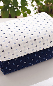 """1PC Full Cotton Hand Towel  13"""" by 29"""" Dot Pattern Super Soft"""
