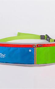 10 L Bolsa de cinturón Escalar / Fitness / Viaje / Ciclismo / Carrera Al Aire Libre / Rendimiento / Deportes de ocioImpermeable /
