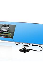 hd-recorder auto achteruitkijkspiegel rijden recorder (zonder geheugenkaart)
