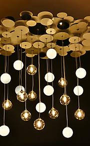 1.5 Vedhæng Lys ,  Moderne / Nutidig Andre Feature for designere Metal Stue / Soveværelse / Spisestue