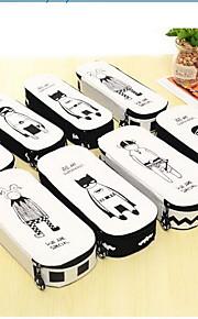 מחזיקי עטים וקופסאות Cute,טקסטיל