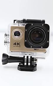 OEM H9K Sportcamera 2 12MP 3648 x 2736 / 640 x 480 / 2048 x 1536 / 2592 x 1944 / 3264 x 2448 / 1920 x 1080 60fps / 30fps / 24fps Neen-1 /