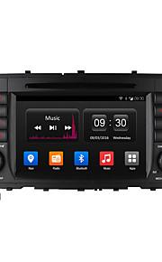 """ownice 7 """"16g rom quad core bil dvd-afspiller til mwrcedes-benz c-klasse W203 CLK W209 med android 4.4 gps radio 1024 * 600"""