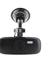 2,7 tommer 1080p Full HD bil DVR 5.0MP opløsning 4x digital zoom videooptager 120 graders vidvinkel