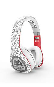 Meki BT650 Høretelefoner (Pandebånd)ForMedie Player/Tablet / Mobiltelefon / ComputerWithMed Mikrofon / DJ / Lydstyrke Kontrol / Gaming /