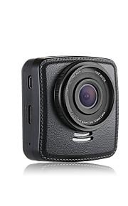 bil dvr videokamera C81 fuld DH 2.4 tommer 160 graders vidvinkel linse support LDWS WDR indlejret gps e-hund-funktion