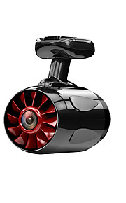 le dashcam 1s, navigation optager-sort, standard udgave