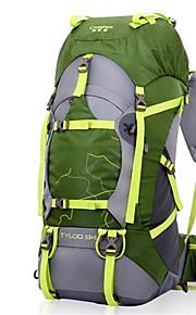 36-55L L Paquetes de Mochilas de Camping / Mochilas de Senderismo / mochila Acampada y Senderismo / Escalar / Viaje Al Aire Libre