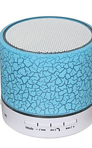 Crack A9 Wireless Bluetooth Car Speaker, LED Mini Audio, With Call Function, Radio ,Card Can Be Inserted