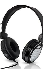 Kubite T-420 Hoofdtelefoons (hoofdband)ForComputerWithmet microfoon / Gaming / Ruisverminderend