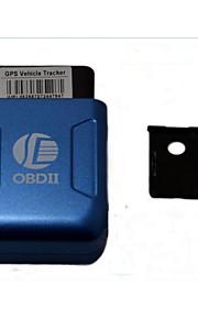 OBD-interface voeding alarm zonder het installeren van het voertuig gemonteerde gps locator