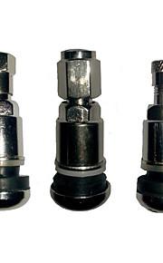 rustfrit stål gas dyse af alt stål bildæk ventil munden tr525