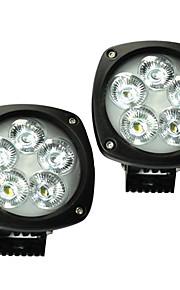 2pcs 4.3 '' 50w principale cree 6900lm ha condotto IP68 la luce del lavoro del LED lampada del lavoro per il camion SUV 4x4