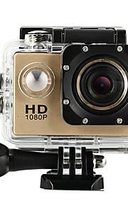 Sunplus W8 Toebehoren Kit / Sportcamera 2 3MP / 5MP 640 x 480 30fps 20x ± 2EV CMOS 4 GB H.264Engels / Duits / Italiaans / Russisch /