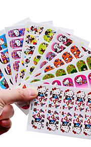 Nail Art Nail Sticker 3D Nails Nagelaufkleber