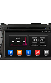 """Ownice 7 """"HD 1024 * 600 android 4.4 quad core auto dvd-speler voor ssangyong Kyron Actyon gps radio"""