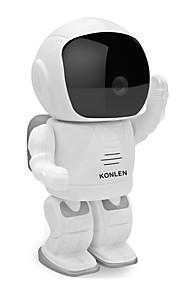 960p robot telecamera IP Monitor bambino hd wifi di 1.3MP CMOS CCTV Wireless telecamere di sicurezza p2p ptz visione notturna di ir sd