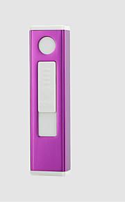 יצירתי USB הנייד החדש מיני EHS נטענת סיגריה אלקטרונית מצית רצועת מתכת קלה