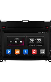 """ownice 7 """"16g rom quad core bil dvd-afspiller til mwrcedes-benz a-klasse W169 med Android 4.4 GPS-navigation radio 1024 * 600"""