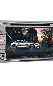 android 5.1 auto dvd-speler voor ford focus 2007 ~ 2010 quad-core 7 inch 1024 * 600 GPS-navigatie radio bluetooth