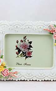 1PC Original Europea-Style Cozy Holiday Gift Family Bureaux Counter Decorations Photo Frame
