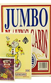 Póker juguete del juego Cuadrado Papel Blanco para el muchacho / para la muchacha Por encima de 6