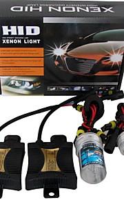 55W HID Xenon Conversion Headlight KIT Bulb H1 H3  H7 H8/H9/H11 H10/9005 9006 880/881