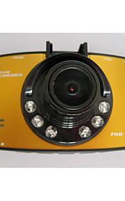 """Koonlung 2,7"""" Syntec TF-kort Sort Bil Kamera"""