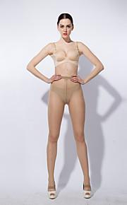 BONAS Women's Solid Color Medium Legging-9316