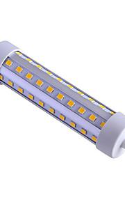 10 R7S Ampoules Maïs LED T 60 SMD 2835 800 lm Blanc Chaud / Blanc Froid Décorative AC 85-265 V 1 pièce