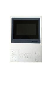 30W 120° CMOS deurbelsysteem Bedraad Zwart-wit / Gefotografeerd / Opname