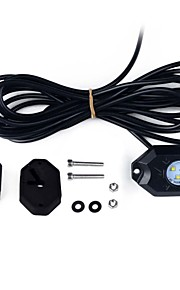 kawell Cree LED rgb rots licht kits voertuig pods onder auto's vrachtwagens interieur en exterieur atv suv etc