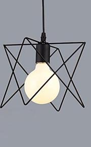 40W Hängande lampor ,  Rustik Målning Särdrag for Flush Mount Lights MetallLiving Room / Bedroom / Dining Room / Vardagsrum / Sovrum /