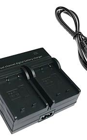 W126 digitale camera batterij dual oplader voor Fujifilm np-W126 X-Pro1 HS33 HS35 hs33exr hs30exr