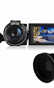 Other Plastik Multi-funktion Kamera 1080P / Anti-Shock / Smile Detection / Touchscreen / WIFI / Vipbar LCD Sort 2.8