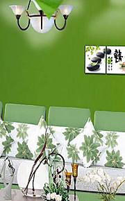 Solide Fond d'écran pour la maison Luxe Revêtement , PVC/Vinyl Matériel Ruban Adhésif fond d'écran , Chambre Wallcovering
