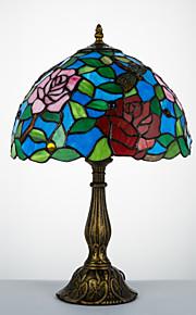 40W Традиционный/классический / Стиль тиффани Учебные лампы , Особенность для Дуговые торшеры , с Краска использование Встроенный