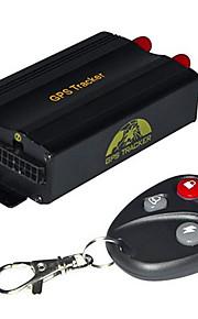 gps103b monitor / spor query / off olie / oliemængde afsløring alarm multifunktions køretøj locator xd