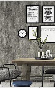 Fleur / 3D Fond d'écran pour la maison Classique Revêtement , Tissu Non-Tissé Matériel adhésif requis fond d'écran , Chambre Wallcovering