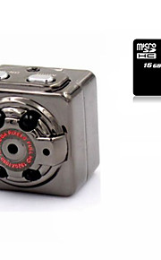 Other Metal Mini Camcorder 720P / 1080P Sort 1.4