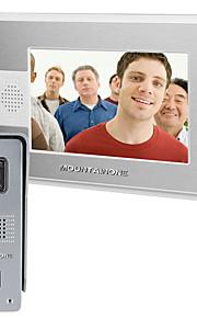 700 TV Line 92 CMOS campanello sistema Con fili Multifamiliare campanello video