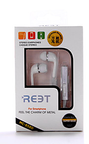 Neutral Product S4 Hoofdtelefoons (hoofdband)ForMediaspeler/tablet / Mobiele telefoon / ComputerWithmet microfoon / DJ / Volume Controle