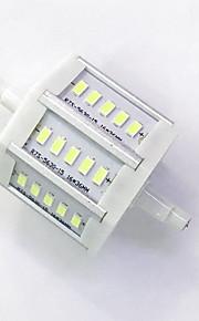 7 R7S Ampoules Maïs LED T 15LED SMD 5730 680LM-800LM lm Blanc Chaud / Blanc Froid Décorative AC 85-265 V 1 pièce