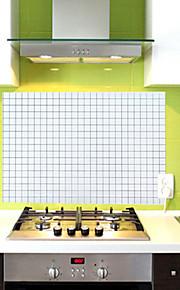 abstrakt Wall Stickers Väggstickers Flygplan Dekrativa Väggstickers,Tinfoil & Paper Material Tvättbar Hem-dekoration vägg~~POS=TRUNC